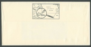 1982 Bermuda Historic Forts Reverse FDC