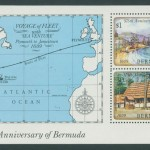 1984 375th Anniversary of Bermuda MS