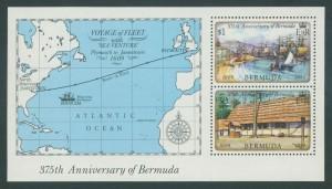 1984 375th Anniversary of Bermuda MS
