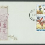 1984 Olympic Games FDC