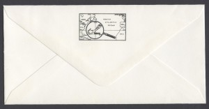 1985 Bicentenary of the Birth of JJ Audobon reverse FDC