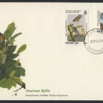 1985 Bicentenary of the Birth of JJ Audobon FDC