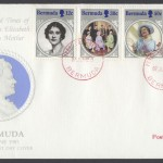 1985 Life and Times of the Queen Mother FDC