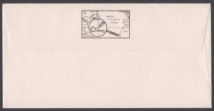 1988 Old Garden Roses Part 1 reverse FDC