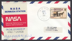 1988 STS-27 NASA Cover