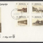 1989 150 Years of Photography Paget FDC