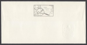 1989 Commonwealth Postal Conference reverse FDC