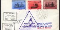 1990 MV Sonia Chile Paquebot