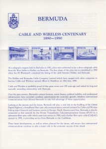 1990-10-18-cable-wireless-centenary-insert-fdc