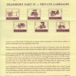 1991 Bermuda Transport IV insert FDC