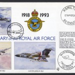1993 75th Anniversary of the RAF RAFA FDC