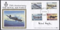 1993 75th Anniversary of the Royal Air Force Benham FDC