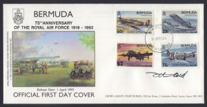 1993 75th Anniversary of the RAF FDC