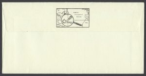 1994 75th Anniversary of Furness Bermuda Line FDC reverse
