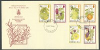 1994 Flowering Fruits Definitive Series Part II FDC
