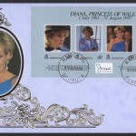 1998 Diana, Princess of Wales Commemoration Benham FDC