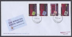 1999 The Bermuda Postal Service FDC