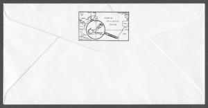 1999 The Bermuda Postal Service reverse FDC