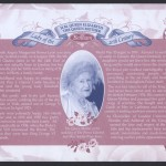 2000 Royal Birthdays Queen Mother Benham reverse FDC