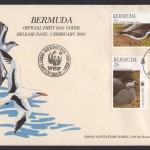 2001 WWF Bird Conservation FDC