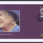 2002 Queen Elizabeth the Queen Mother $1.25 FDC
