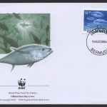 2004 WWF Endangered Species Bluefin Tuna $1 FDC