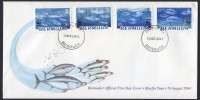 2004 WWF Bluefin Tuna FDC