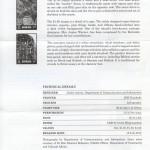 2013 Bermuda's Folklife Part I Gombeys insert FDC