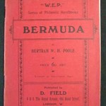 1911 Postage Stamps of Bermuda Poole