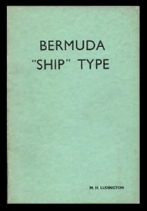 1955 Bermuda Ship Type