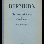 1956 Bermuda: The Handstruck Stamps and Cancellations - Ludington
