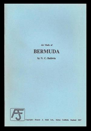 1967 Air Mails of Bermuda - Baldwin