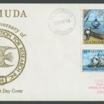 1976 Bermuda Biological Station FDC