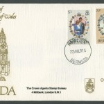 1981 Royal Wedding Charles and Diana FDC