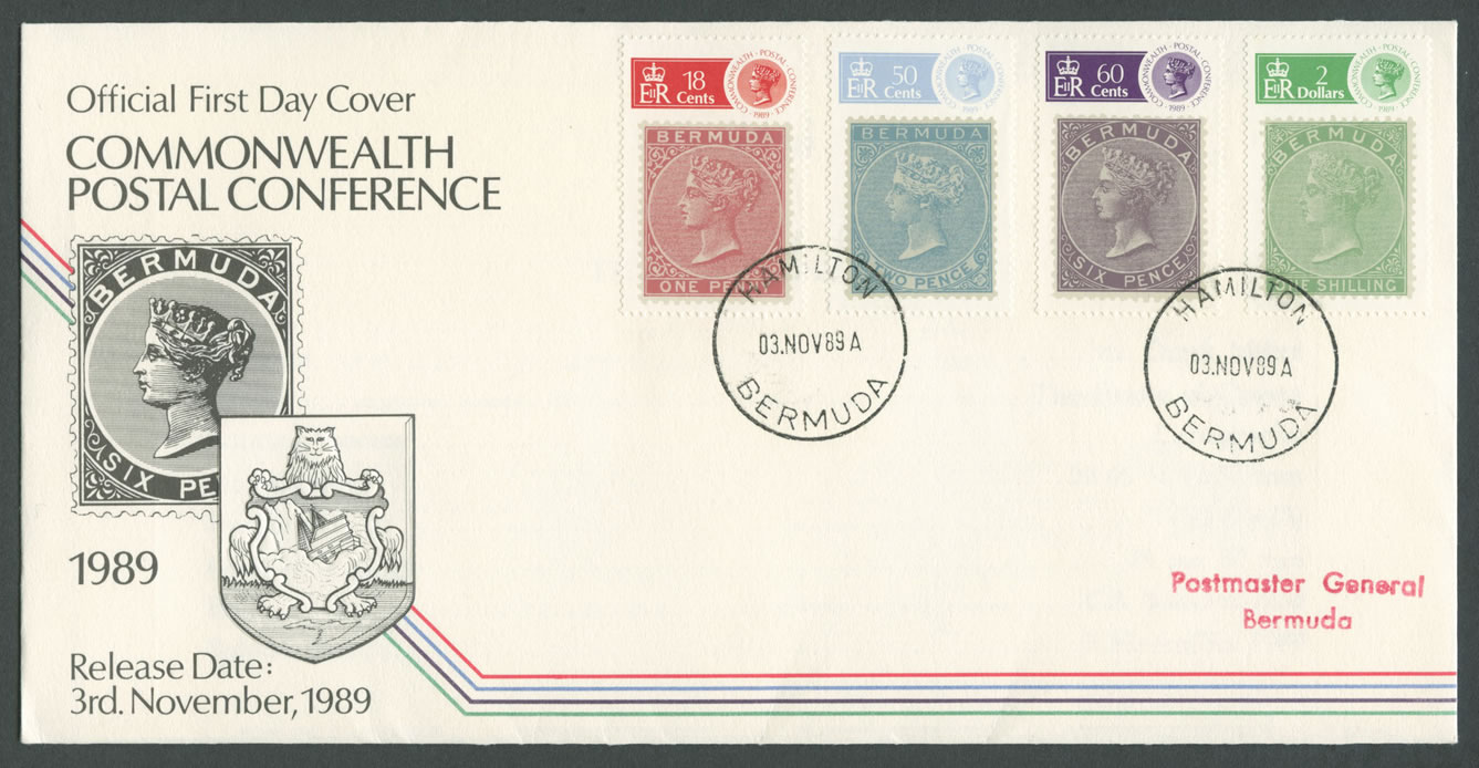 1989 Commonwealth Postal Conference