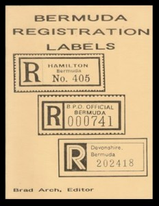 1993 Bermuda Registration Labels Arch