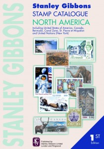 2010 Stanley Gibbons Stamp Catalogue North America