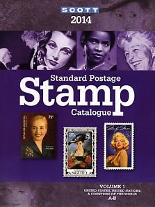 2014 Scott Standard Postage Catalogue