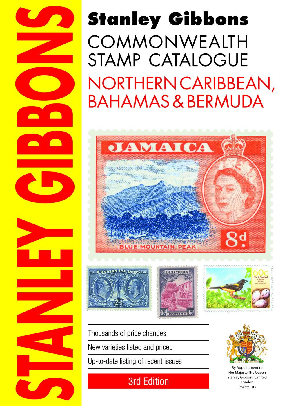 Northern Caribbean, Bahamas & Bermuda stamp catalogue