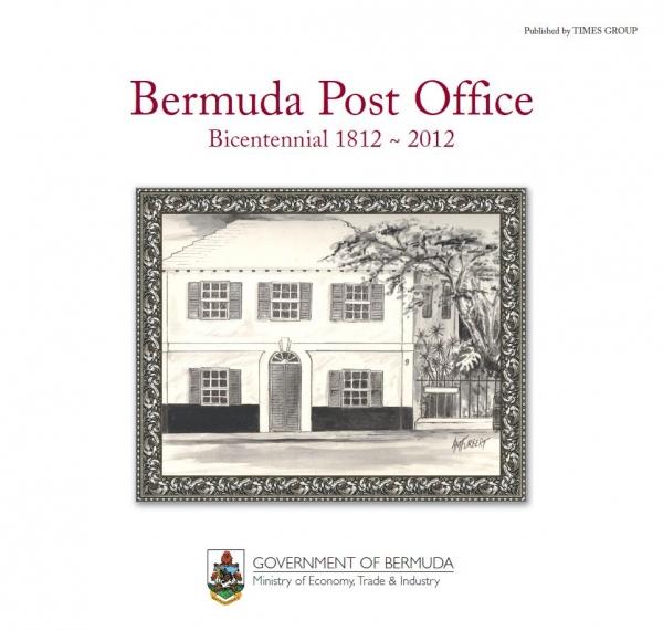 Bermuda Post Office Bicentennial 1812-2012