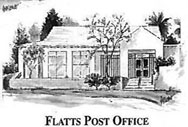 Flatts Post Office