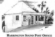 Harrington Sound Post Office