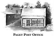 Paget Post Office