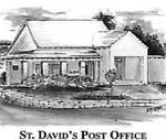 St David's Post Office