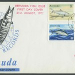 1972 World Fishing Records Hamilton FDC