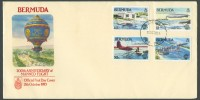 1983 200th Anniversary of Manned Flight FDC