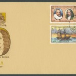 1984 375th Anniversary of Bermuda FDC