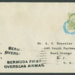 1925 First Overseas Airmail CC