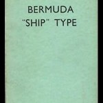 1955 Bermuda Ship Type Book
