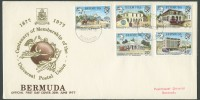 1977 Centenary of Membership of the Universal Postal Union FDC